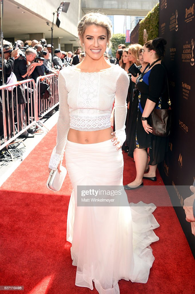 2016 Daytime Emmy Awards - Red Carpet