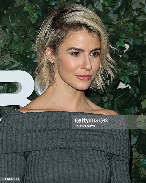 Actress Linsey Godfrey attends the CBS Daytime For 30 Years celebration at The Paley Center for Media on October 10 2016 in Beverly Hills California