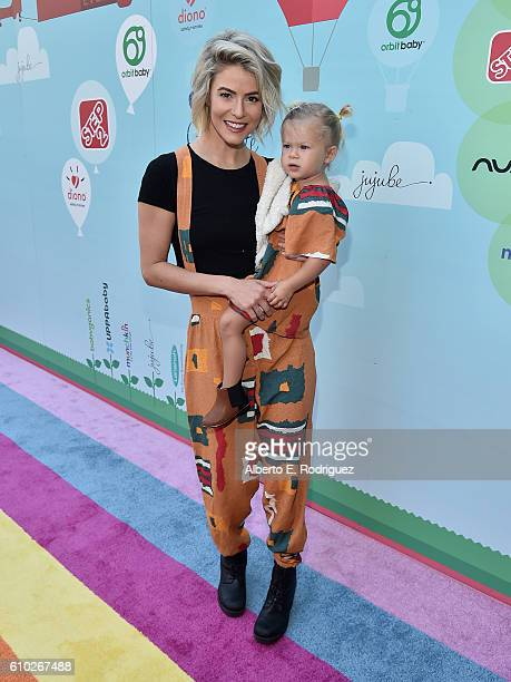 Actress Linsey Godfrey attends the Step2 Favoredby Present The 5th Annual Red Carpet Safety Awareness Event at Sony Pictures Studios on September 24...