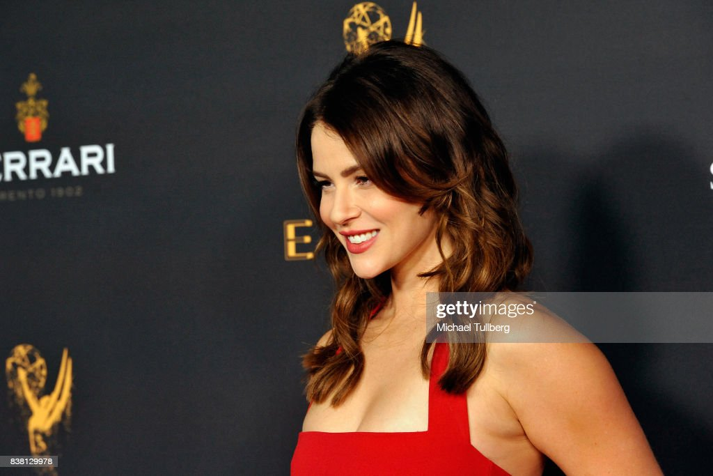 Television Academy's Cocktail Reception With Stars Of Daytime Television Celebrating 69th Emmy Awards - Arrivals