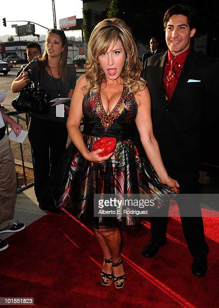 Actress Lisa Ann Walter and guest arrive to the premiere of Lionsgate's Killers held at ArcLight Cinema's Cinerama Dome on June 1 2010 in Hollywood...