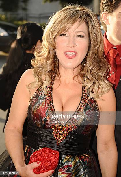 Actress Lisa Ann Walter arrives at the Los Angeles premiere of Killers held at ArcLight Cinemas Cinerama Dome on June 1 2010 in Hollywood California