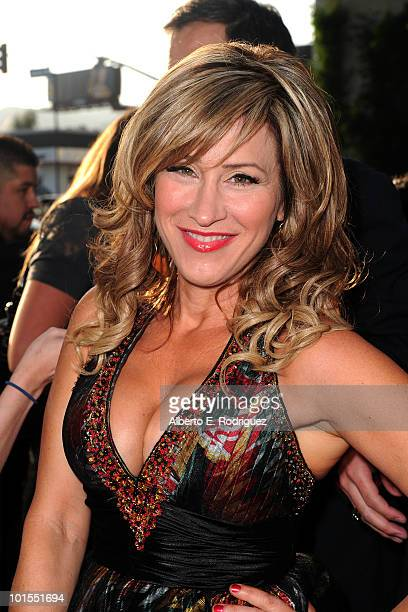 Actress Lisa Ann Walter arrives to the premiere of Lionsgate's Killers held at ArcLight Cinema's Cinerama Dome on June 1 2010 in Hollywood California