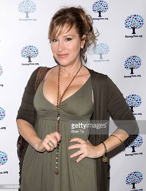 Actress Lisa Ann Walter attends Nancy's Garden party fundraiser benefiting Los Angeles Area locals Nancy and Jay Westbrook at Miauhaus Studios on...