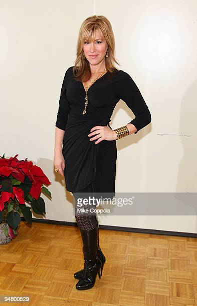 Actress Lisa Ann Walter attends Oxygen's Dance Your Ass Off season 2 open casting call at Dance Sport on December 18 2009 in New York City