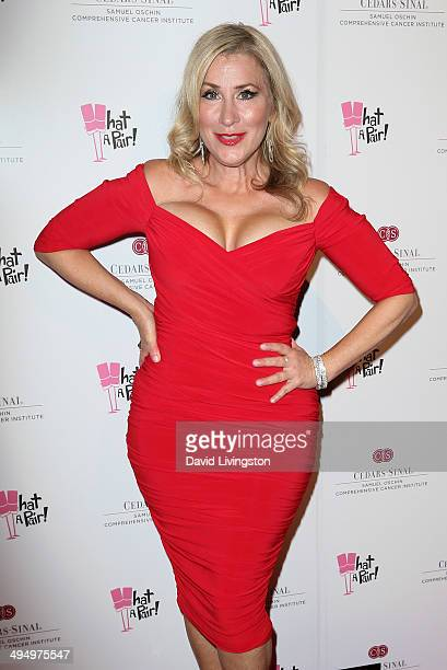 Actress Lisa Ann Walter attends the 10th anniversary What A Pair! benefit concert at the Saban Theatre on May 31, 2014 in Beverly Hills, California.
