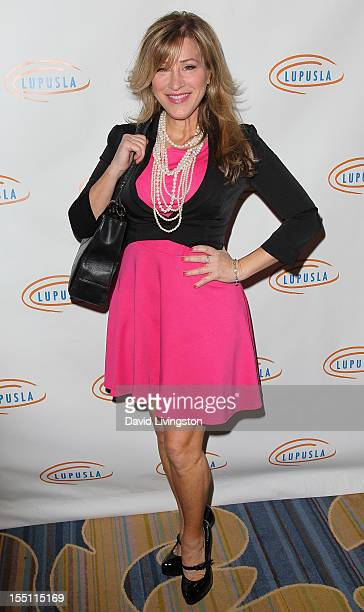 Actress Lisa Ann Walter attends the 10th Annual Lupus LA Hollywood Bag Ladies Luncheon at the Beverly Wilshire Four Seasons Hotel on November 1 2012...