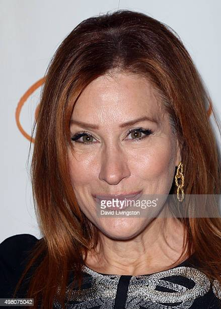 Actress Lisa Ann Walter attends the 13th Annual Lupus LA Hollywood Bag Ladies Luncheon at The Beverly Hilton Hotel on November 20 2015 in Beverly...