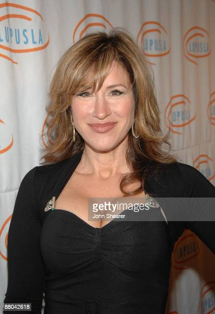 Actress Lisa Ann Walter attends the 9th annual Lupus LA Orange Ball at the Beverly Wilshire Four Seasons Hotel on May 28 2009 in Beverly Hills...