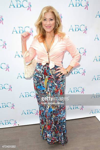 Actress Lisa Ann Walter attends the ABC's Mother's Day Luncheon at Four Seasons Hotel Los Angeles at Beverly Hills on May 6 2015 in Los Angeles...