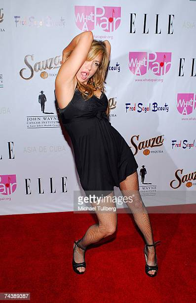 Actress Lisa Ann Walter attends the What A Pair 5 benefit for breast cancer research held at the Orpheum Theatre on June 3 2007 in Los Angeles...