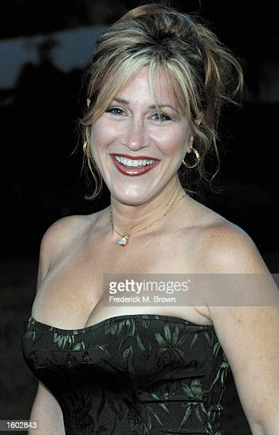 Actress Lisa Ann Walter of the television show Emeril arrives at the NBC Summer Press Tour AllStar Party July 20 2001 in Pasadena CA