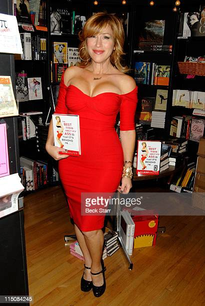 Actress Lisa Ann Walter signs copies of her new book The Best Thing About My Ass Is That It's Behind Me at Book Soup on June 2 2011 in West Hollywood...
