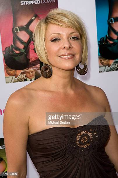 Actress Lisa Arturo arrives at the Los Angeles premiere of Stripped Down at the Laemmle Sunset 5 Theatre on May 21 2009 in West Hollywood California