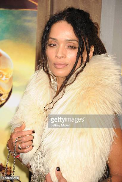 Actress Lisa Bonet arrives at the Mad Max Fury Road Los Angeles Premiere at TCL Chinese Theatre IMAX on May 7 2015 in Hollywood California