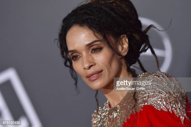 Actress Lisa Bonet arrives at the premiere of Warner Bros Pictures' 'Justice League' at Dolby Theatre on November 13 2017 in Hollywood California