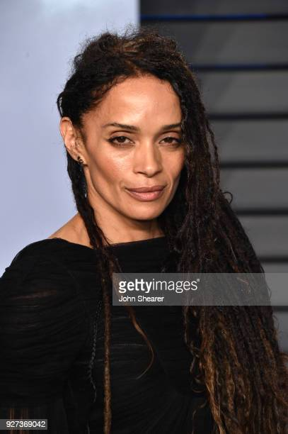 Actress Lisa Bonet attends the 2018 Vanity Fair Oscar Party hosted by Radhika Jones at Wallis Annenberg Center for the Performing Arts on March 4...