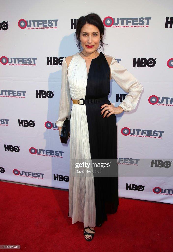 "2017 Outfest Los Angeles LGBT Film Festival - Closing Night Gala Screening Of ""Freak Show"" - Arrivals"