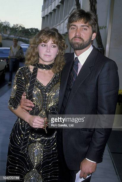 Actress Lisa Eilbacher and husband Bradford May attend 55th Annual Academy Awards Governor's Ball on April 11 1983 at the Beverly Hills Hotel in...