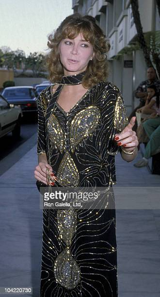 Actress Lisa Eilbacher attends 55th Annual Academy Awards Governor's Ball on April 11 1983 at the Beverly Hills Hotel in Beverly Hills California