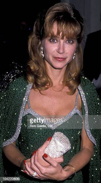 Actress Lisa Eilbacher attends Nolan Miller Couture Fashion Show on September 30 1988 at the Four Seasons Hotel in New York City