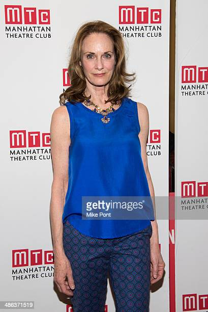 Actress Lisa Emery attends the after party for the Broadway opening night for Casa Valentina at Copacabana on April 23 2014 in New York City
