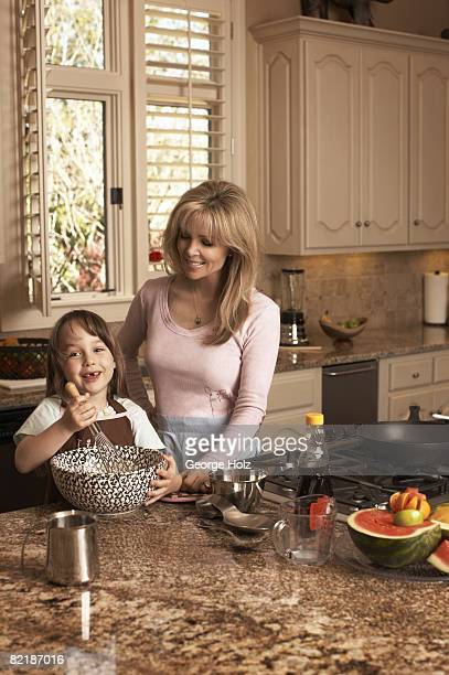 Actress Lisa Hartman Blace poses for a portrait session for People Magazine with daughter Lily on May 1 2008 at home in Nashville Tennessee PUBLISHED...
