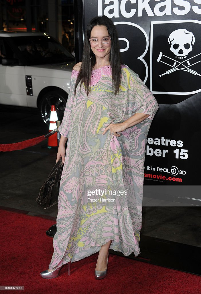 Actress Lisa Kennedy Montgomery arrives at the premiere of ...