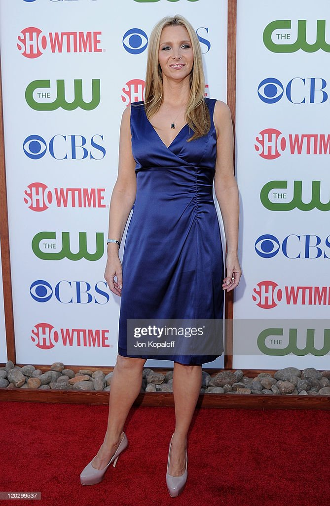 2011 TCA Summer Press Tour - CBS, The CW, Showtime : News Photo