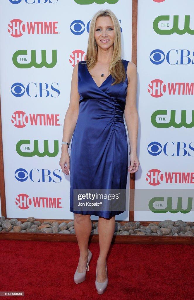 2011 TCA Summer Press Tour - CBS, The CW, Showtime : News Photo