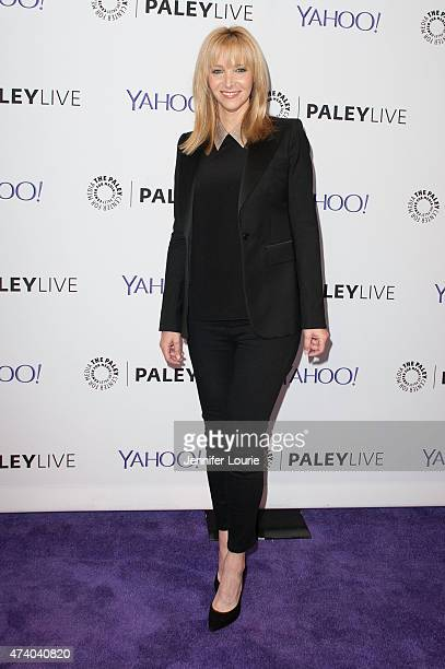 Actress Lisa Kudrow arrives at The Paley Center For Media Presents an Evening With HBO's 'The Comeback' at The Paley Center for Media on May 19 2015...