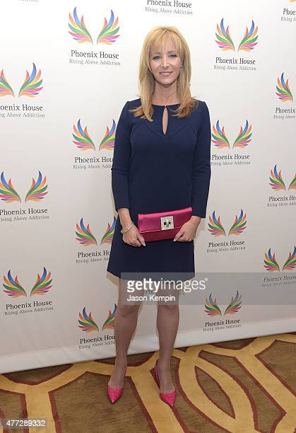 Actress Lisa Kudrow attends Phoenix House's 12th Annual Triumph For Teens Awards Gala at the Montage Beverly Hills on June 15 2015 in Beverly Hills...