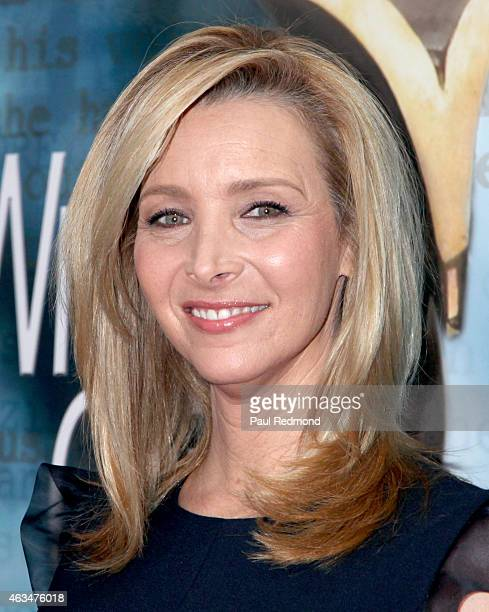 Actress Lisa Kudrow attends the 2015 Writers Guild Awards LA Ceremony at the Hyatt Regency Century Plaza on February 14 2015 in Los Angeles California
