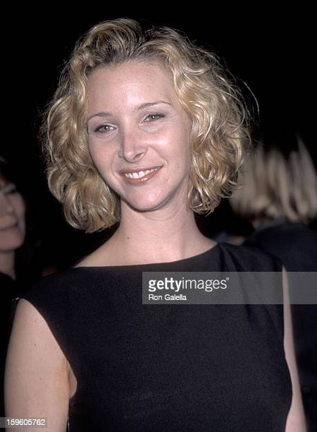 Actress Lisa Kudrow attends the 50th Annual Primetime Emmy Awards Nominees Cocktail Reception on September 9 1998 at the Beverly Hills Hotel in...