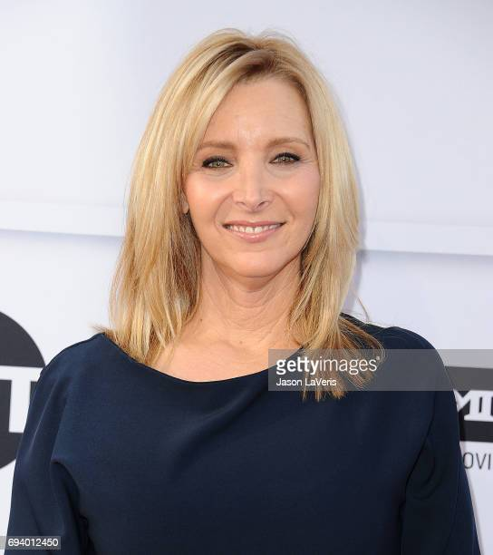 Actress Lisa Kudrow attends the AFI Life Achievement Award gala at Dolby Theatre on June 8 2017 in Hollywood California