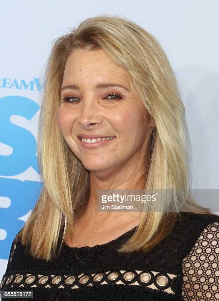 Actress Lisa Kudrow attends 'The Boss Baby' New York premiere at AMC Loews Lincoln Square 13 theater on March 20 2017 in New York City