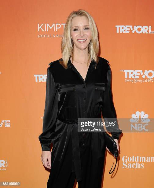 Actress Lisa Kudrow attends The Trevor Project's 2017 TrevorLIVE LA at The Beverly Hilton Hotel on December 3 2017 in Beverly Hills California