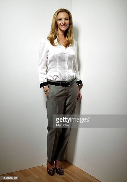 Actress Lisa Kudrow from the film 'Love and Other Impossible Pursuits' poses for a portrait during the 2009 Toronto International Film Festival at...