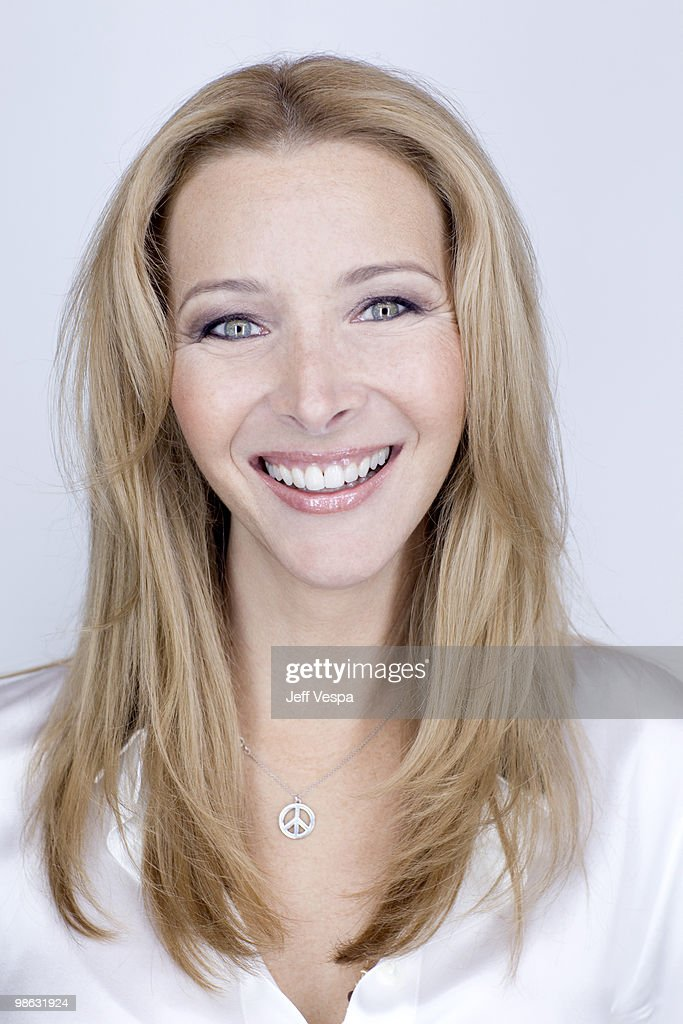 Actress Lisa Kudrow poses at a portrait session at the Toronto International Film Festival on September 16, 2009.