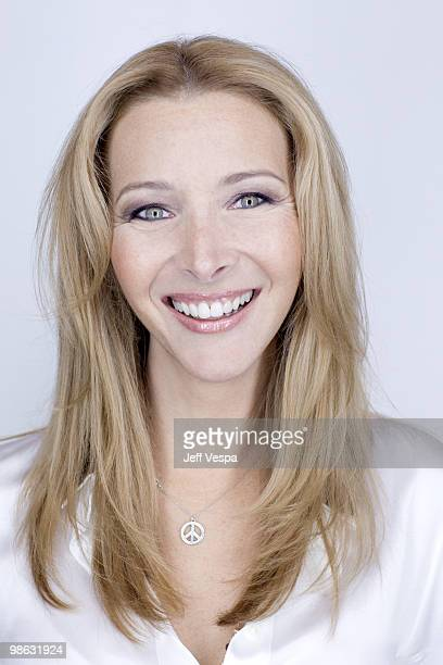 Actress Lisa Kudrow poses at a portrait session at the Toronto International Film Festival on September 16 2009