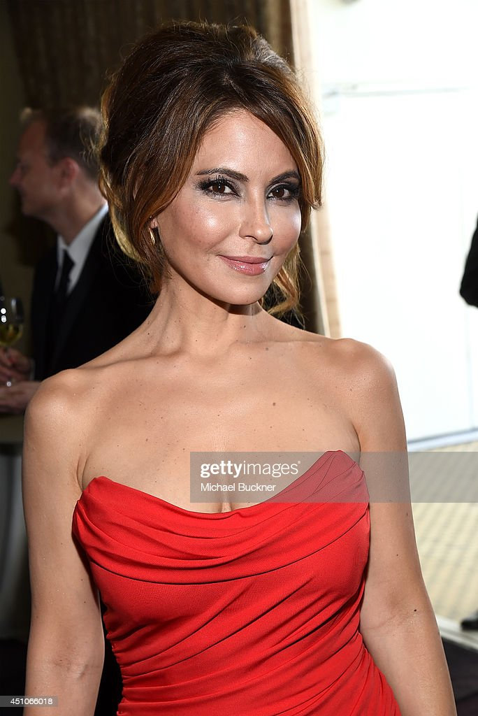 The 41st Annual Daytime Emmy Awards - Cocktails : News Photo