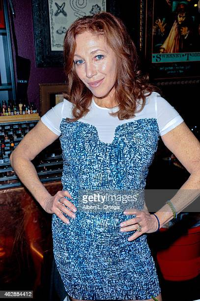 Actress Lisa London at the Second Annual David DeCoteau's Day Of The Scream Queens held at Dark Delicacies Bookstore on January 25, 2015 in Burbank,...