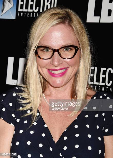 Actress Lisa Reyes arrives at the premiere of Electric Entertainment's 'LBJ' at the Arclight Theatre on October 24 2017 in Los Angeles California