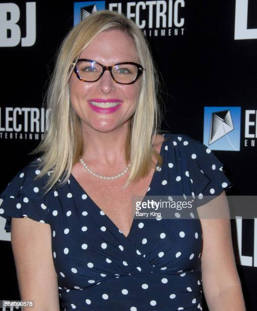 Actress Lisa Reyes attends the premiere of Electric Entertainment's 'LBJ' at ArcLight Hollywood on October 24 2017 in Hollywood California