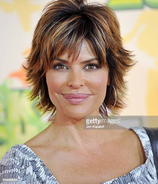 Actress Lisa Rinna arrives at Nickelodeon's 2009 Kids' Choice Awards at Pauley Pavilion on March 28, 2009 in Westwood, California.