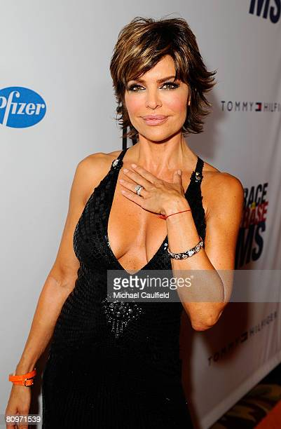 Actress Lisa Rinna arrives to the 15th Annual Race to Erase MS at the Hyatt Regency on May 2 2008 in Century City California