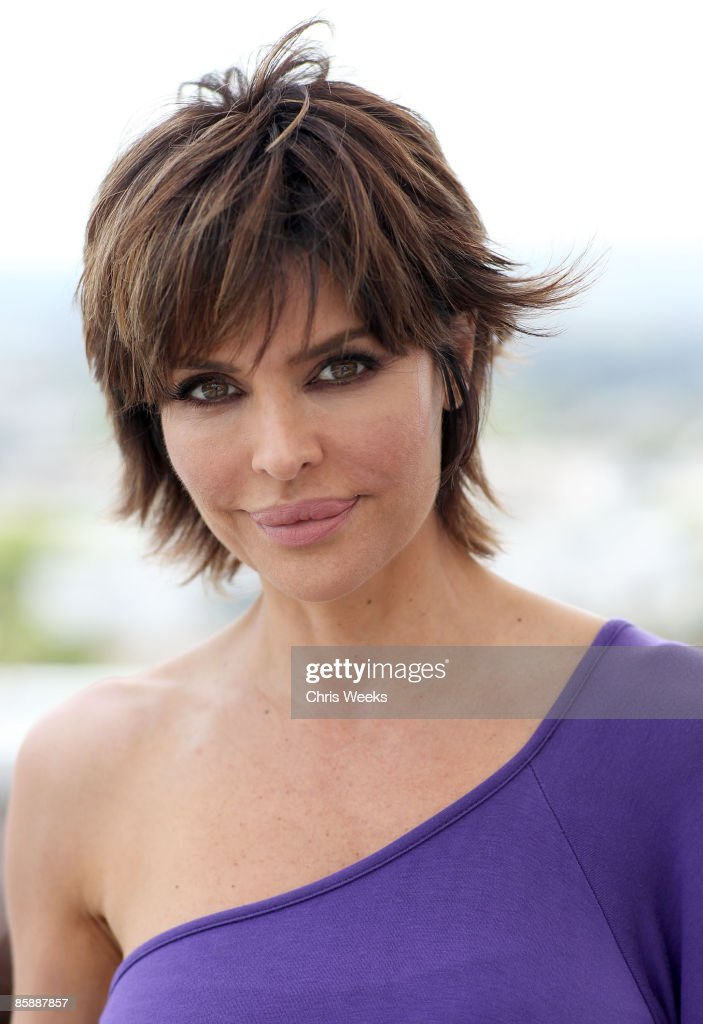 Actress Lisa Rinna attends a luncheon for fashion designer Rachel Pally at the Chateau Marmont on April 9, 2009 in West Hollywood, California.