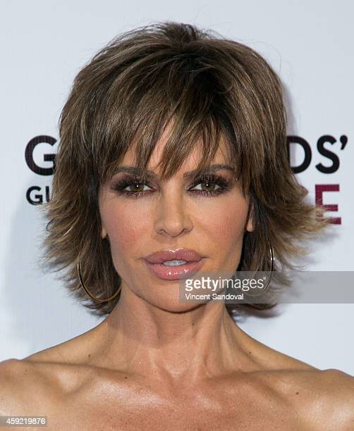 Actress Lisa Rinna attends Bravo's Los Angeles premiere of 'Girlfriends Guide To Divorce' at Ace Hotel on November 18 2014 in Los Angeles California
