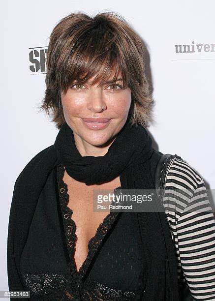 Actress Lisa Rinna attends Children's Holiday Bowl and Toy Drive benefiting the Children of South LA's youth center A Place Called Home hosted by...