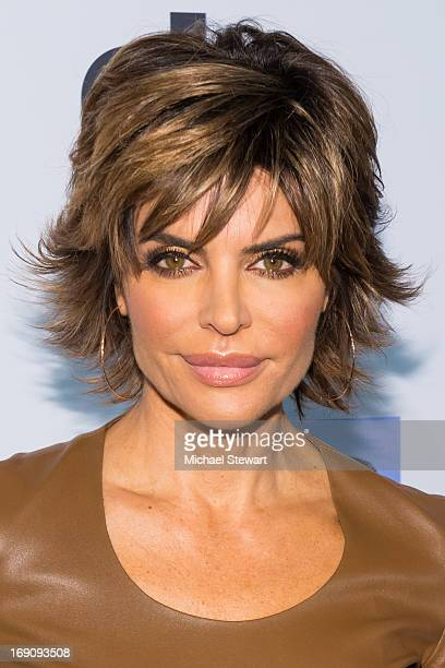 d946a5bcfa5f Actress Lisa Rinna attends the  All Star Celebrity Apprentice  Finale at  Cipriani 42nd Street